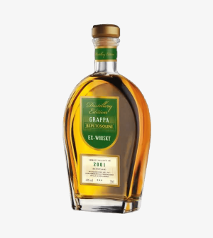 Bepi Tosolini Grappa Ex-Whiskey Barrique 40°