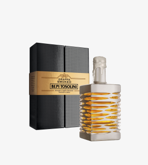 Bepi Tosolini Grappa Smoked Light 40°