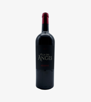 Villa des Anges Cabernet Réserve by Jeff Carrel